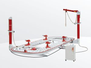 RS-M2le Lifting Function Car Auto Body Alignment Bench pictures & photos
