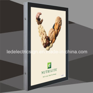 Wall Mounted Acrylic LED Outdoor Sign pictures & photos