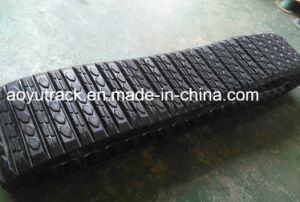 Rubber Track for Caterpillar 257 Compact Loader pictures & photos