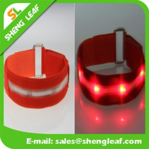 Hot Popular OEM Night Favor LED Arm Wrist Strap pictures & photos