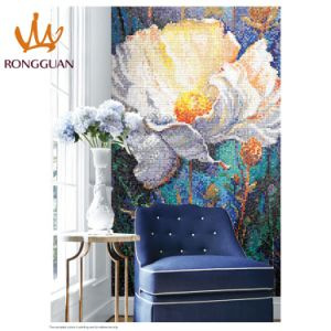 Mosaic Wall Paper Colorfull Water Proof (10k333) pictures & photos