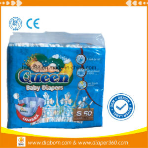 Queen Baby Diapers for Unisex From China Supplier pictures & photos