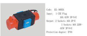 PC Plug Socket Coupling (EL-1605A) pictures & photos