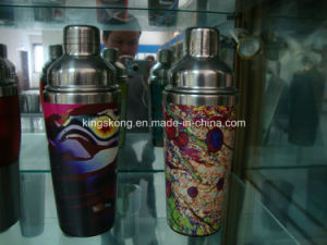 Stainless Steel Colorful Promotional Cocktail Shaker pictures & photos