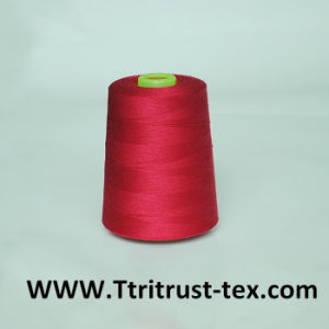(3/50s) Spun Polyester Thread for Sewing pictures & photos