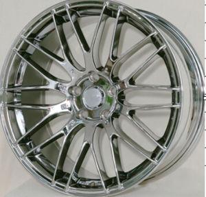 19 Inch Silver /Matt Black Car Alloy Wheel pictures & photos