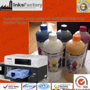 Ink for Brother Gt-381/Gt-361/Gt-782 DTG (with ink filling device for ink bags) pictures & photos