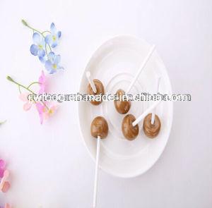Coolsa Double Coffee Flavor Sweets Lollipop pictures & photos