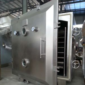 Industrial Vacuum Drying Machine for Food pictures & photos