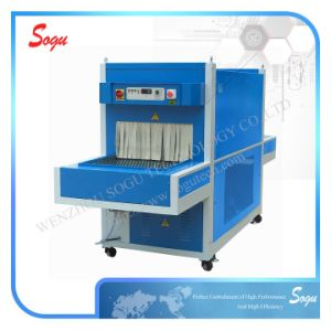 Xx0197 High Speed Cold Drying Moulding Leather Shoe Making Machine pictures & photos