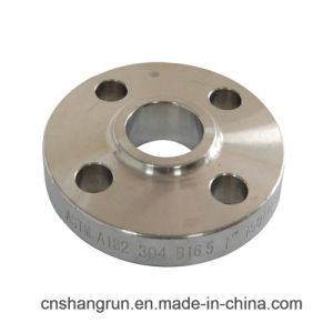 En1092 Stainless Steel Carbon Steel Slip on Flanges for Pipe Fittings pictures & photos
