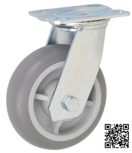 TPR Caster/ Castor Swivel/Rotating Caster pictures & photos