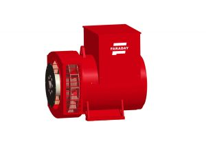 Faraday New Round Type Alternators From 6.5kw to 32kw pictures & photos