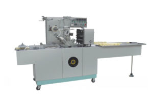 Automatic Notepaper Cellophane Wrapping Machine with GSM Standard (MBTB-300B) pictures & photos