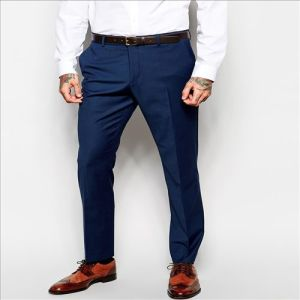 2016 Fashion Skinny Chino Brand Name Men Formal Pants Designs pictures & photos