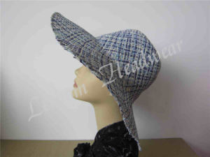 Leisure Lady Bucket Sun Straw Hat pictures & photos