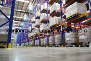 Corrosion Prevention Pallet Racking in Warehouse pictures & photos