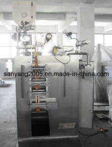 Oil Four Side Sealing Double-Lane Packaging Machine pictures & photos