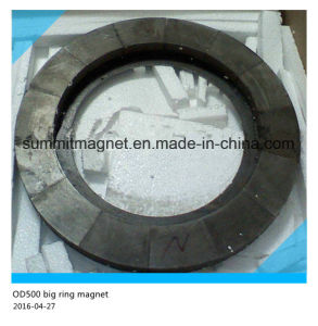 Od500 Big Ring Neodymium Magnets pictures & photos