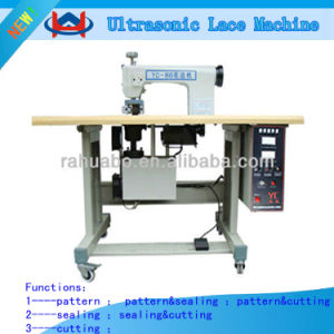 Good Ultrasonic Nonwoven Bag Sealing and Cutting Machine pictures & photos