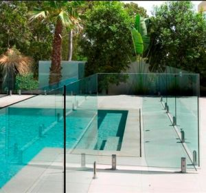 High Quality Frameless Tempered Glass Balustrade pictures & photos