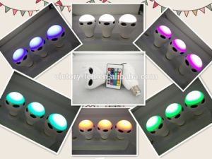 RGB Smart Bluetooth Control Music 10W LED Bulbs Light pictures & photos