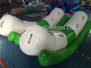 Hot Sale Inflatable Floating Seesaw/Inflatable Water Games pictures & photos