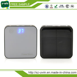Free Sample Portable Power Bank Solar Power Bank 10000mAh pictures & photos