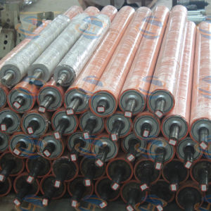 Rubber Roller for Conveyor pictures & photos