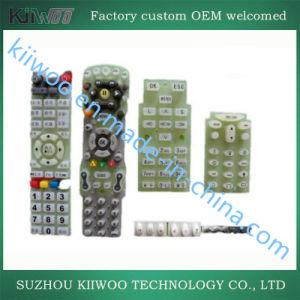 Conductive Rubber Silicone Button Remote Keypad