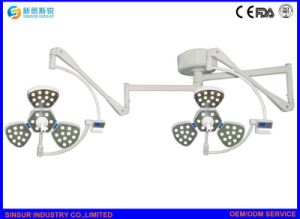 High Quality Medical Equipment Double-Head LED Ceiling Surgical Operation Lights pictures & photos