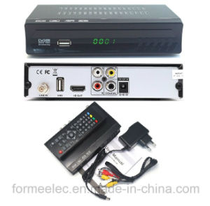 STB DVB TV Set Top Box DVB S S2 pictures & photos