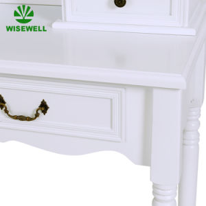 3 Fold Mirror Set Classic Shaker Dressing Table Furniture (W-HY-015) pictures & photos