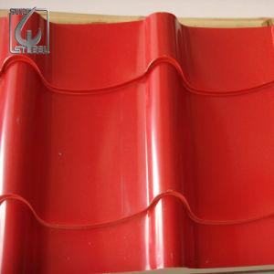 JIS G3312 SGCC Z60 PPGI Prepainted Corrugated Roofing Sheet pictures & photos