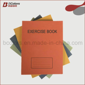 Exercise Book A4 80 Page Plain 75g pictures & photos