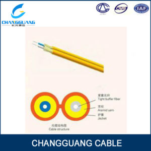 Gjfj8V Indoor Fiber Optic Cable Price List Figure 8 Cable