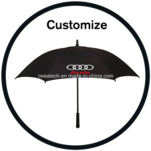 Promotional Umbrella with Logo Printing pictures & photos