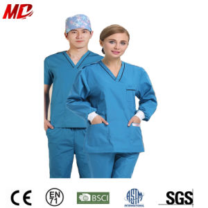 Wholesale Nurse and Doctor Medical Scrub pictures & photos