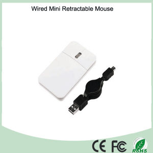 China Top Selling Ultra Slim Mini Retractable Mouse pictures & photos