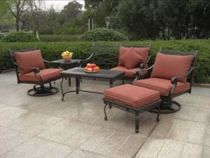 Leisure Patio Garden Loveseat Chat Group Furniture pictures & photos