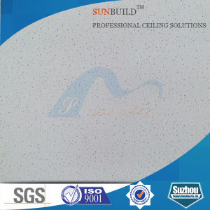 Mineral Fiber Fire Resistance Acoustic Board (China Professional Manufacturer) pictures & photos