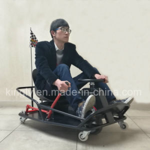China Supplier 500W Motor Elkectric Soliding Ttricycle Adult Trike pictures & photos