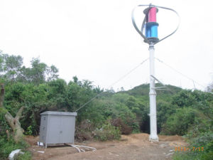 1000W Maglev Wind & Solar Independent Systom for Remote Area pictures & photos