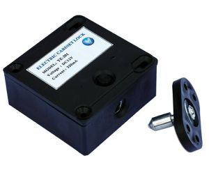 Mini Electronic Cabinet Lock Locked When Power out 12V Electronic Lock for Locker pictures & photos