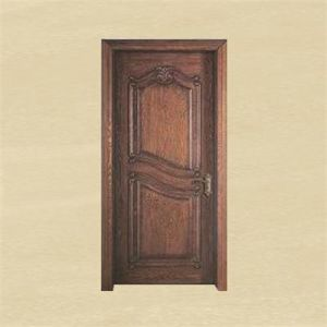 Solid Wood Interior Door Online pictures & photos
