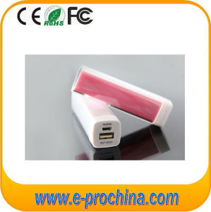 Best Gift Fashion Round Lipstick Power Bank for Free Sample pictures & photos