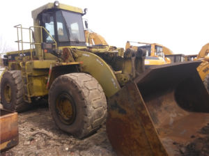 Used Cat 980f Wheel Loader (caterpillar loader 980F) pictures & photos