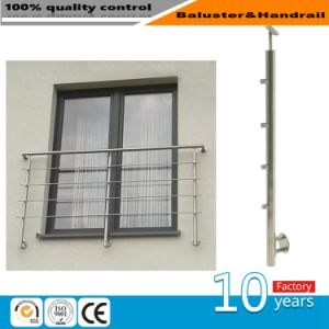 High Quality Tempered Glass Baluster for Terrace pictures & photos