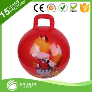 High Quality Cartoon Toy Soft PVC Hopper Ball pictures & photos