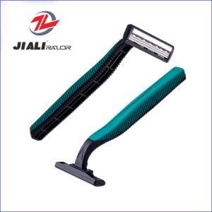 Popular Disposable Razor for USA Europe Middle East (SL-3018TL) pictures & photos
